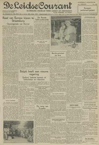 Leidse Courant 1949-08-11