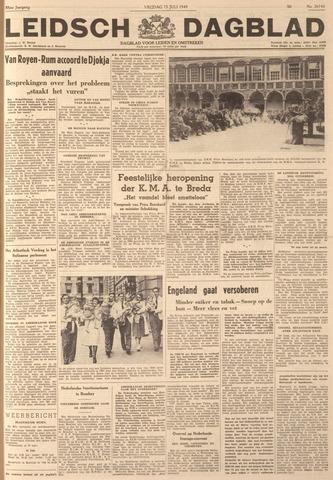 Leidsch Dagblad 1949-07-15