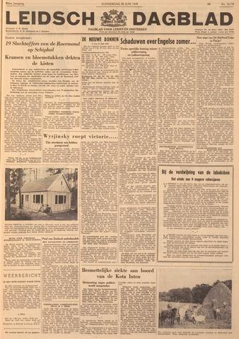 Leidsch Dagblad 1949-06-30