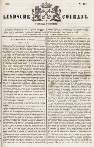 Leydse Courant 1869-10-06