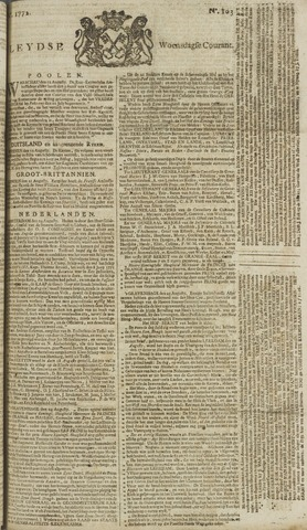 Leydse Courant 1772-08-26