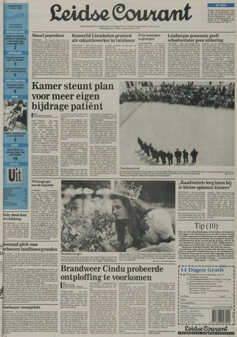 Leidse Courant 1992-07-09