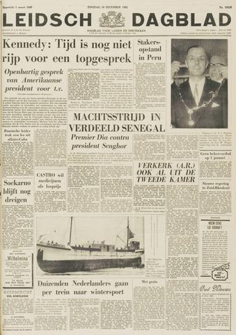 Leidsch Dagblad 1962-12-18
