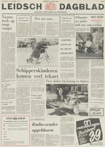 Leidsch Dagblad 1975-11-24