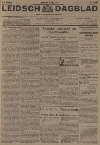 Leidsch Dagblad 1940-05-06