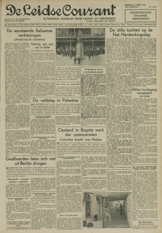 Leidse Courant 1948-04-13