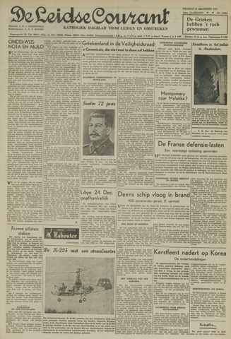 Leidse Courant 1951-12-21