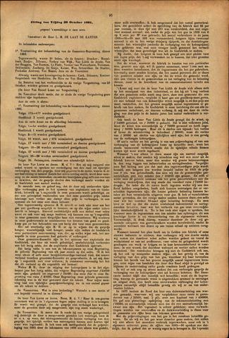 Handelingen van de Raad 1891-10-30