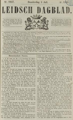 Leidsch Dagblad 1866-07-05