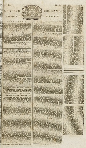 Leydse Courant 1822-05-29