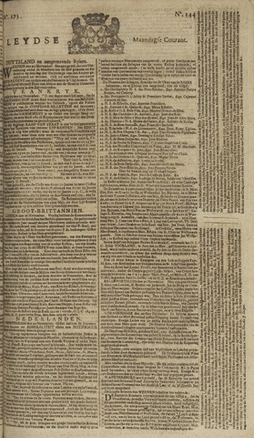 Leydse Courant 1754-12-02
