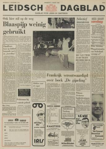 Leidsch Dagblad 1974-11-02