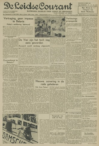 Leidse Courant 1949-06-20