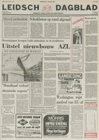 Leidsch Dagblad 1982-07-23