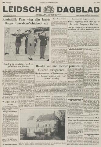 Leidsch Dagblad 1955-11-08