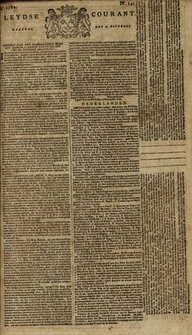Leydse Courant 1782-11-25