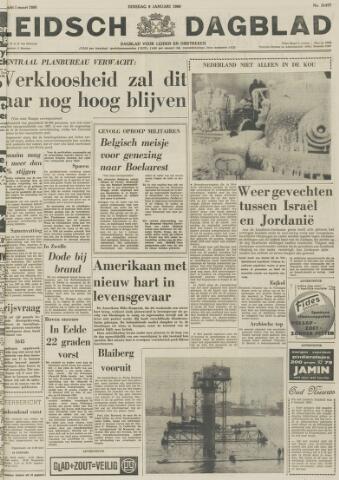 Leidsch Dagblad 1968-01-09