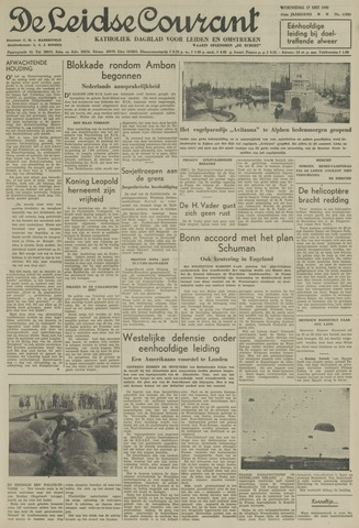 Leidse Courant 1950-05-17