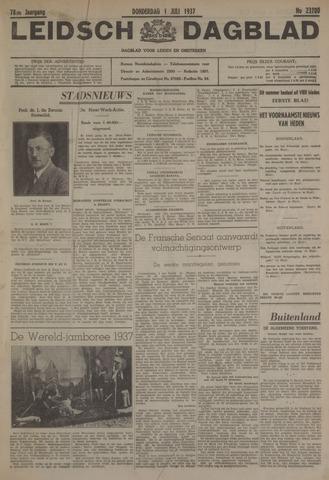 Leidsch Dagblad 1937-07-01
