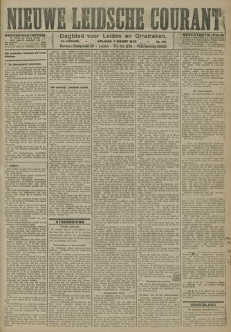 Nieuwe Leidsche Courant 1923-03-02
