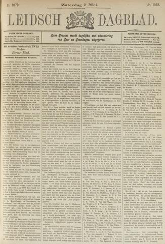 Leidsch Dagblad 1892-05-07