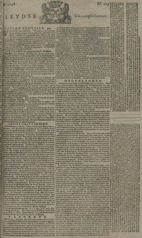 Leydse Courant 1748-10-16