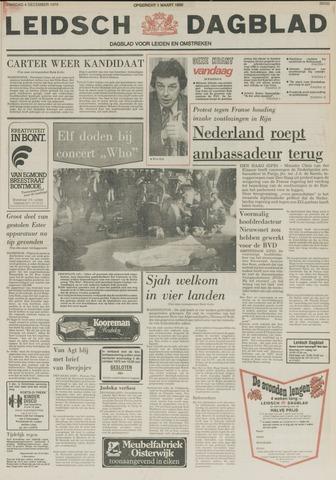 Leidsch Dagblad 1979-12-04