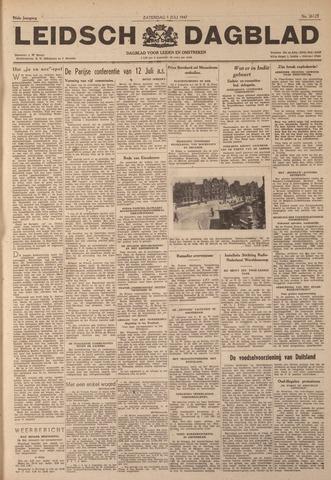 Leidsch Dagblad 1947-07-05