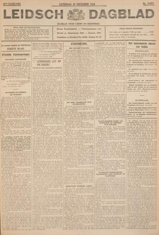 Leidsch Dagblad 1928-12-15