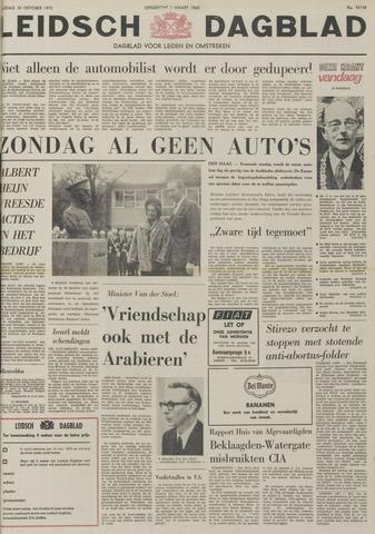 Leidsch Dagblad 1973-10-30