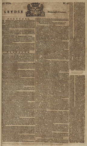 Leydse Courant 1754-06-03