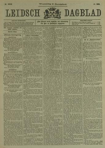 Leidsch Dagblad 1909-11-03