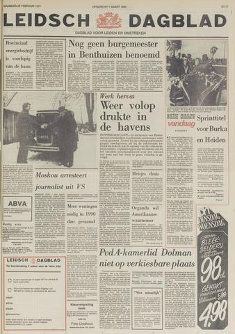 Leidsch Dagblad 1977-02-28