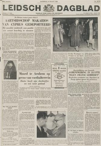 Leidsch Dagblad 1956-03-10