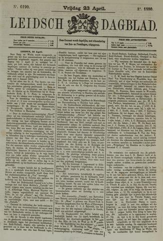 Leidsch Dagblad 1880-04-23