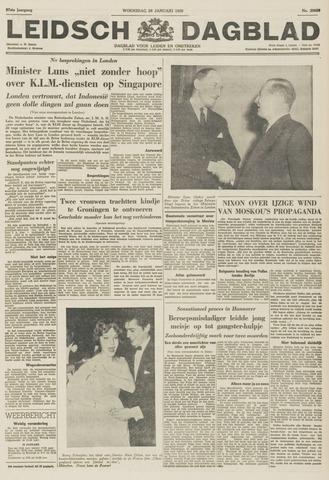 Leidsch Dagblad 1959-01-28