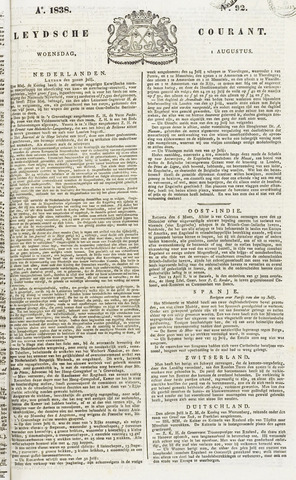 Leydse Courant 1838-08-01