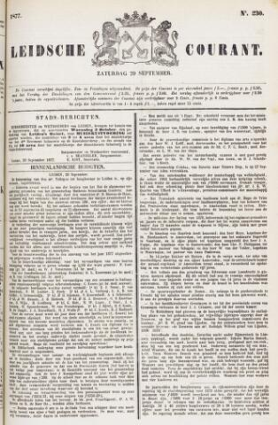 Leydse Courant 1877-09-29