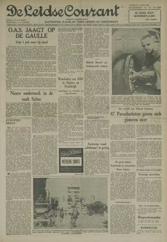 Leidse Courant 1962-06-16