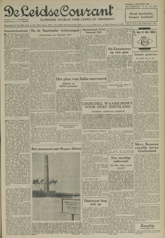 Leidse Courant 1952-12-02