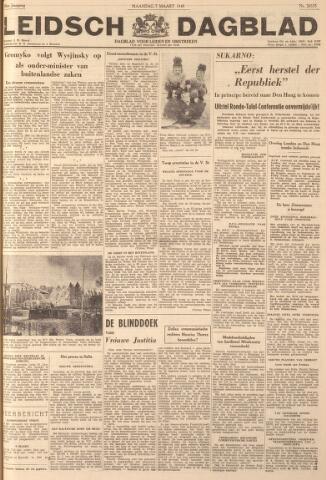 Leidsch Dagblad 1949-03-07