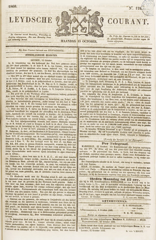 Leydse Courant 1860-10-15