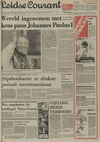 Leidse Courant 1978-08-28