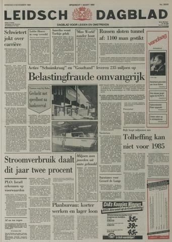 Leidsch Dagblad 1982-11-09