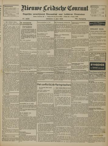 Nieuwe Leidsche Courant 1938-07-05