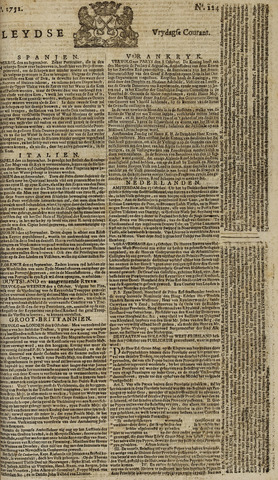 Leydse Courant 1751-10-15