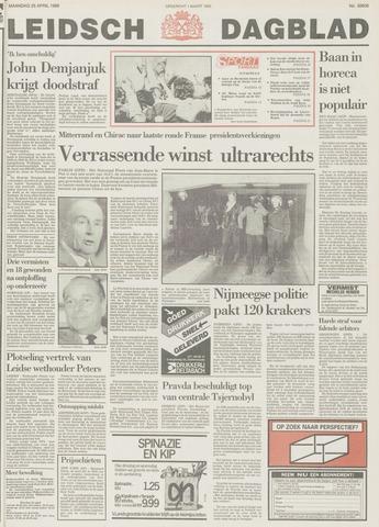 Leidsch Dagblad 1988-04-25