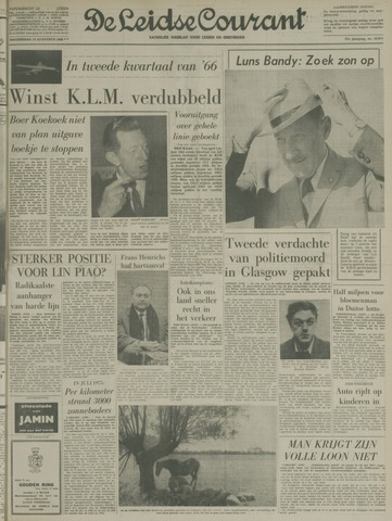 Leidse Courant 1966-08-18