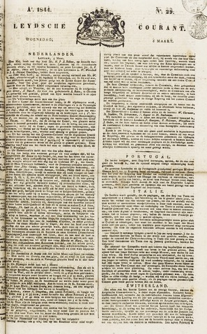 Leydse Courant 1844-03-06