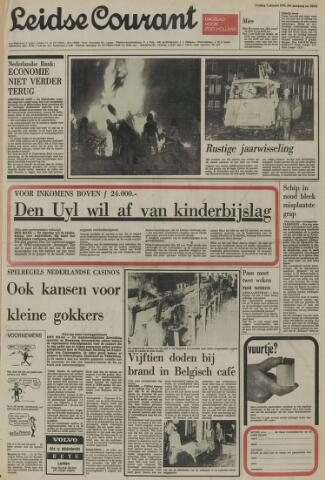 Leidse Courant 1976